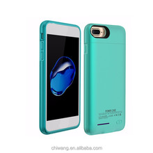 Backup Power Bank for iPhone 6/6SPlus/7Plus Battery Phone Case 4200mah