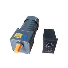 fair price single phase 120w electric speed control AC motor