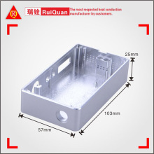 China wholesale aluminum cold forging enclosure / shell / case