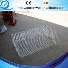 Folding metal rabbit cages metal cage for small animals