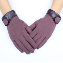 Manufacturer good quality warm winter touch sensitive gloves