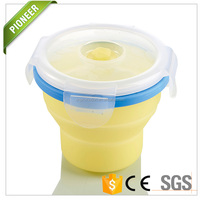 Chinese wholesale companies square thermo food container unique products to sell