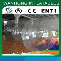Wholesale high quality zorbing ball,human size hamster ball for adult
