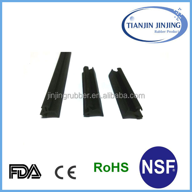 EPDM black High performance window rubber seals/window rubber seal