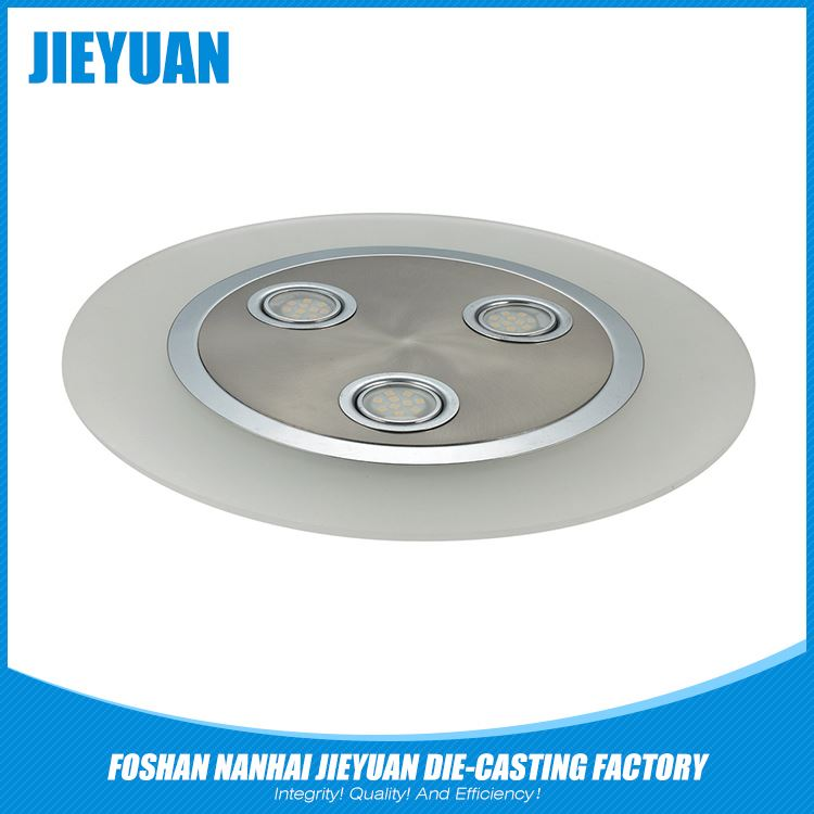aluminum reflector cob led downlight die-casting housing