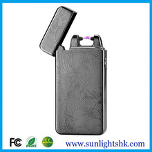 601 electronic new products usb charged lighter,single arc pulse usb electric lighter