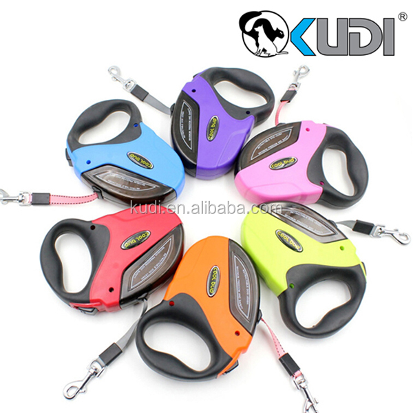 Hot sale suzhou retractable nylon dog leash