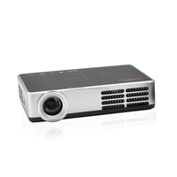 Lowest Price Mini DLP Projector 500 Ansi Lumen HD 3D 1080P Support Portable Multimedia Projector