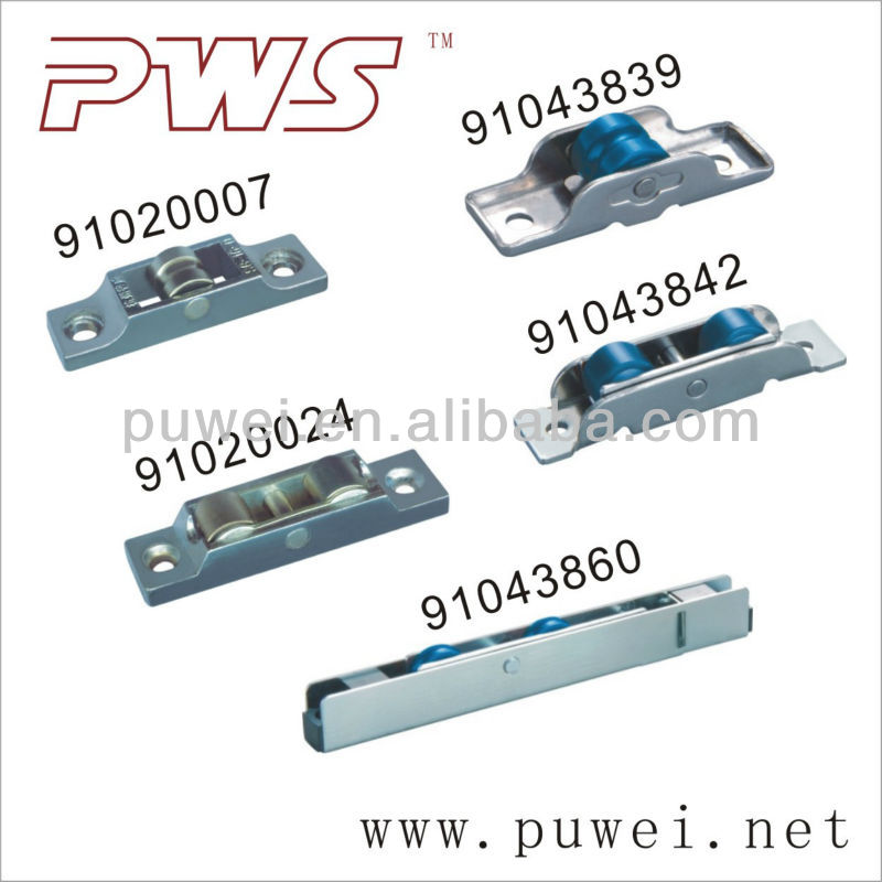 Aluminum Sliding Window & Door Pulley/Roller/Wheel