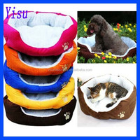 Wholesale Fashion Pet Nest Fleece Dog Bed