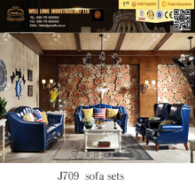 2016 Italy Style Genuine Leather Sofa Set/Fashion Design Hotel Leather Sofa Set