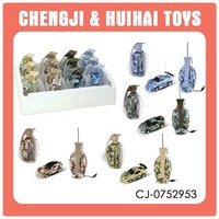 Hot new style plastic kid rc mini car with grenade packing for sale