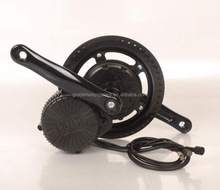 Hot selling cheap 250w 36v electric bike conversion mid drive motor kit