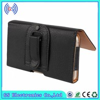 Leather Belt Clip Flip Wallet Case For Iphone 6 Universal Waist Pouch Holster Leather Case