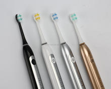 Changeable head certificated rechargeable electric wholesale toothbrush