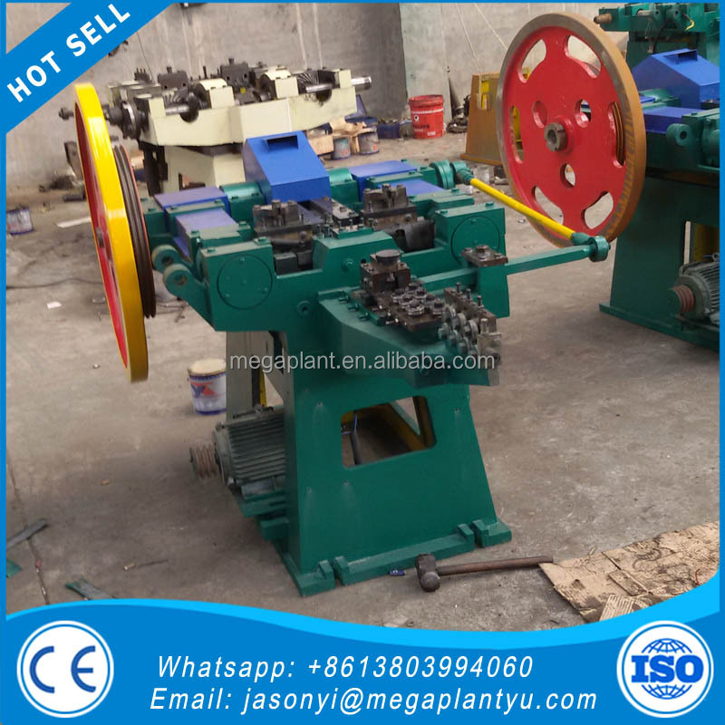 Cheap Wire Collated Coil Nails Making Machine/equipment/production Line With High Quallity