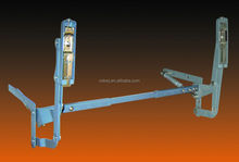 Lift up hinge/ gas lift/ cabinet pneumatic support for cabinet door