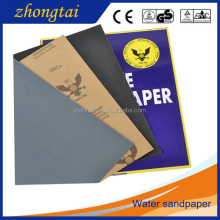 Abrasive diamond sand paper Waterproof Lasting Long SandPaper Sheets For Grinding Metal And Steel