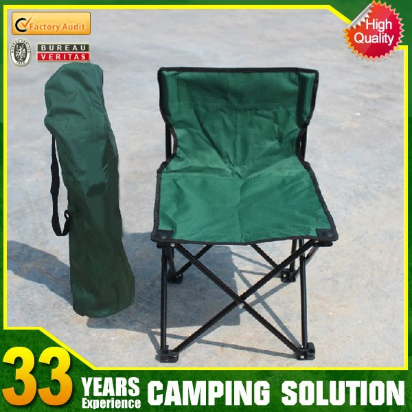Mini Armless Folding Easy Chair for Camping