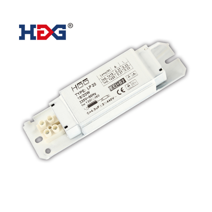CE approved 36w magnetic ballast, fluorescent lamp ballast, T8 tube ballast