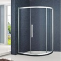 Aluminum Frame Quadrant Sliding Shower Door (KT6225)