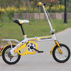 high quality smart folding bike/folding bicycle/folding bike for gril and boys