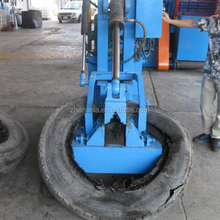 tyre profile grinder machinery/OTR tyre retreading machine&automatic tyre buffing machine