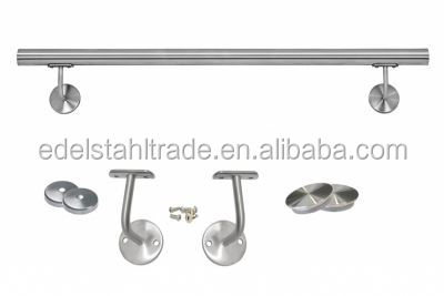 rope handrail brackets support