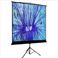 Strong Support Matt White Tripod Projector Screen