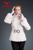 fashion winter windproof outdoor down jackt porm