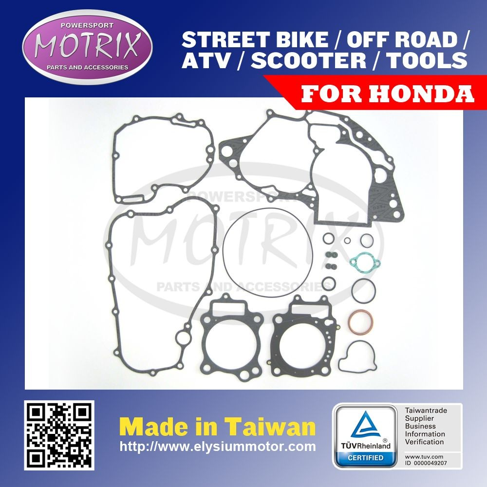 For Honda Off Road Bike CRF250R 2008-2009 COMPLETE SET GASKET