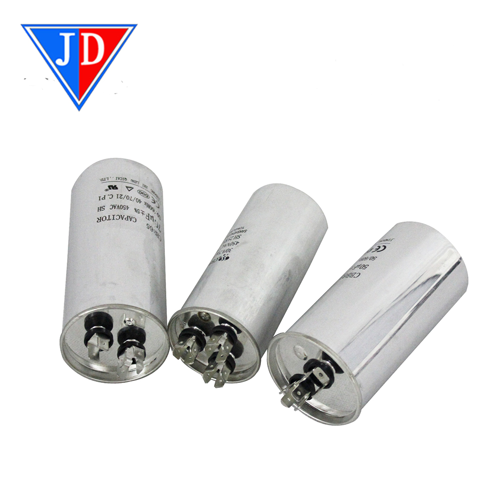 Refrigeration type CBB65 air run capacitor 25uF