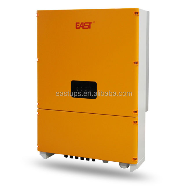 33KW/40KW three phase on grid tie solar power inverter with high frequency