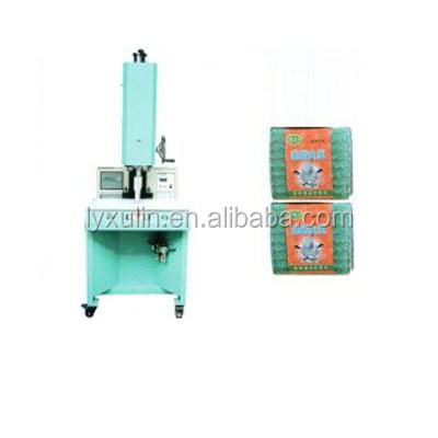 Xulin supply scouring pad rolls and cutting machine