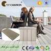 WPC portable interlocking outdoor floor, outdoor plastic wood decking floor, outdoor floor