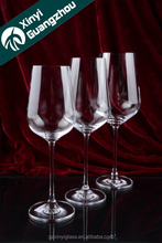 Guangzhou glasswar 350ml Crystal Wine Glass/Goblet Wine Glass/Red Wine Glasses