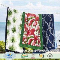 China Products wholesaler microfiber beach towel manufacturer 70*140cm
