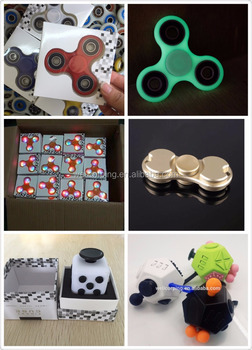 Wholesale hot product spinner Children light up spinner Toys Type Stress Release Figet Spinner For Adult