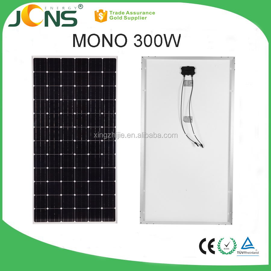 Promotion price 300W solar panels, A class quality 300W Poly mono solar panels, 300W cheap solar panels china