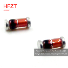 HFZT Diode SMD LL4148 LL34(MINI-MELF) 0.15A 75V 500mW in diode