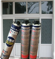 HOT SALE EXPANDING SPRAY PU FOAM SEALANT FOR CONSTRUCTION
