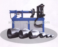 High Quality Round Duct Hydraulic Elbow Forming Making Machine