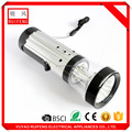 Wholesale promotional products china 3 led hand crank flashlight