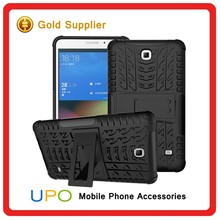 [UPO] 2016 Wholesale Rugged Armor Combo Hard PC Cases for Samsung tab 4