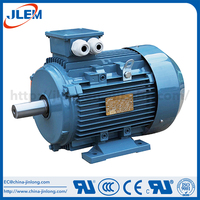 Aluminum three phase ac synchronous motor