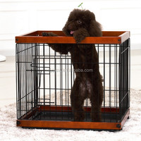 ECO- Friendly Wooden Dog Cage, Wooden Dog Kennel, Wood Dog Crate ( Free Sample)