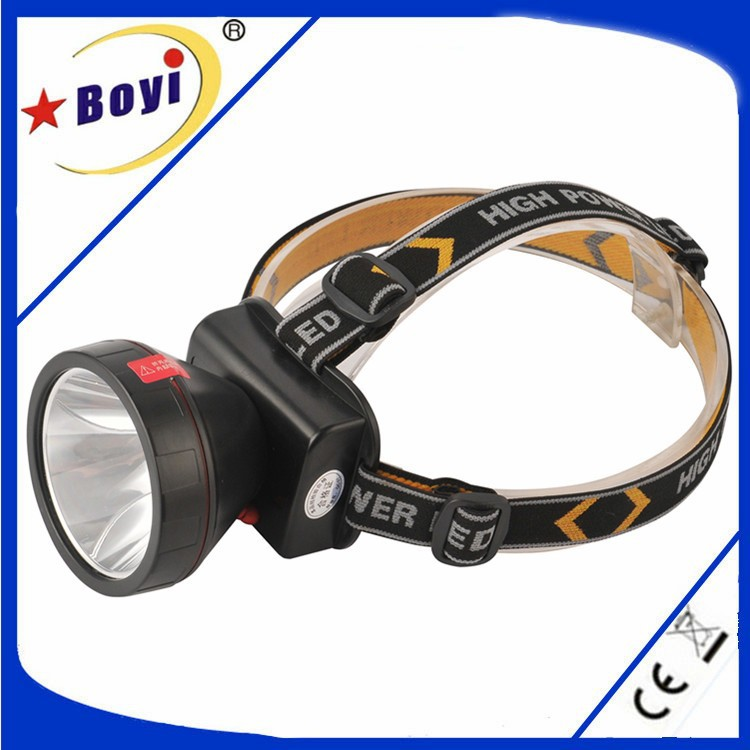 Alibaba 2015 china high power LED rechargeable head lamp