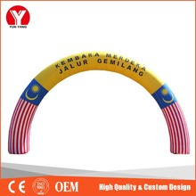 2016 new Inflatable arch, inflatable arches outdoor