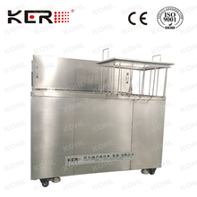 diesel particulate filter superaudible cleaning equipment blind cleaning equipment washing machine