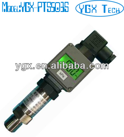 Digital water pressure sensor